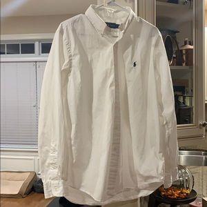 Ralph Lauren Mens Button shirt